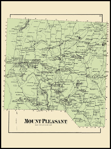 Mount Pleasant Township